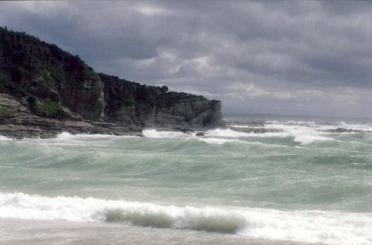 stormy weather Newfoundland