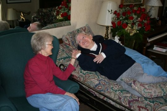 Mama and Papa 50th