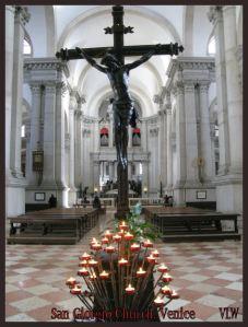San Giorgio Maggiore crucifix
