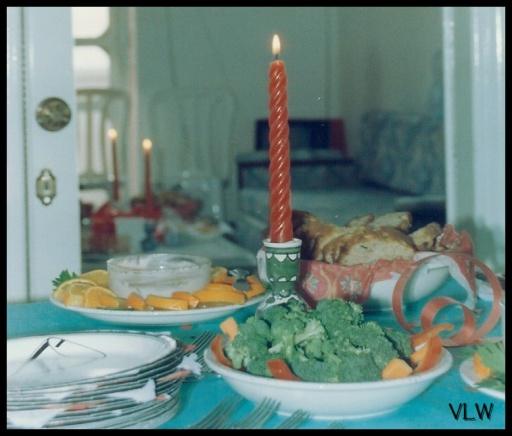 Christmas dinner Jerusalem (2)