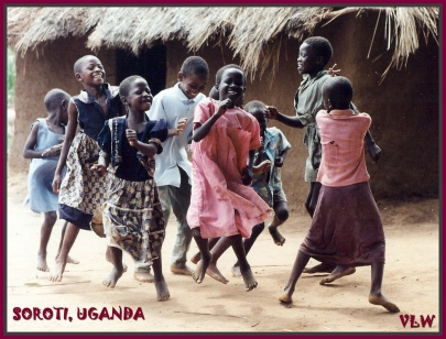 uganda joy