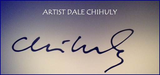 Chihuly artist