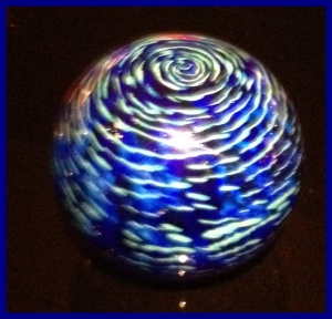 Chihuly ball