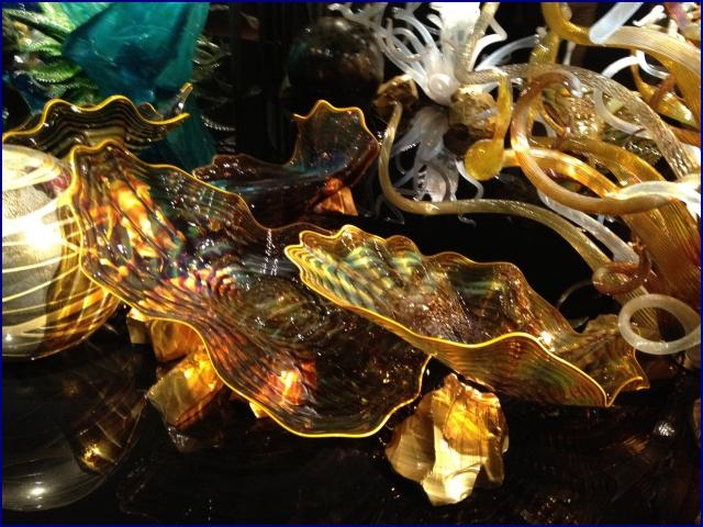 Chihuly lagoon shells