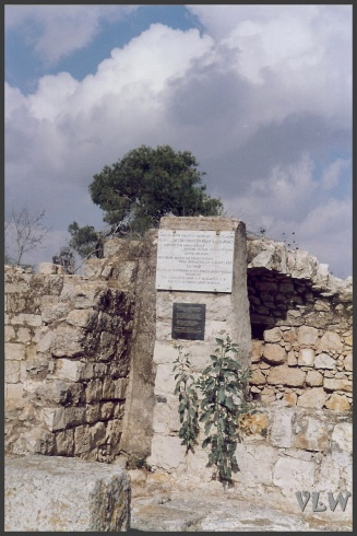 Mt Tabor monument (2)