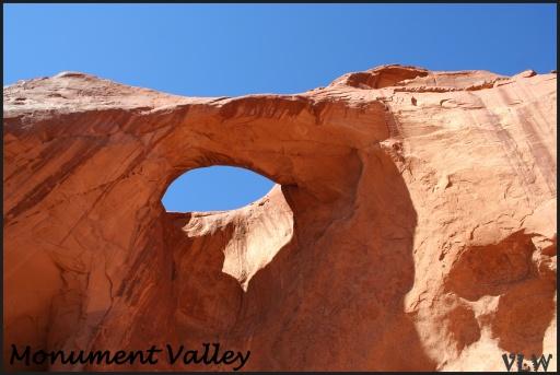 Monument Valley under