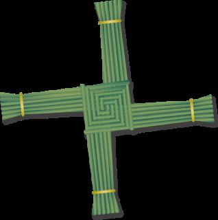 st brigid cross wiki commons