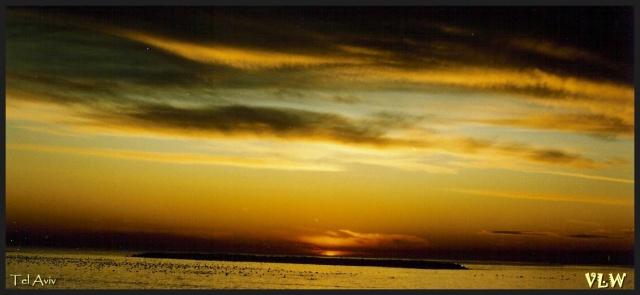Tel Aviv sunset (2)
