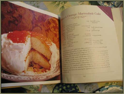 Easter Jan Karon cookbook