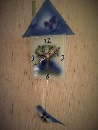 Quebec clock
