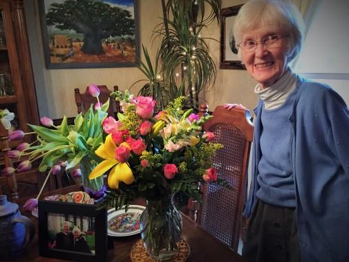 Mama bday flowers