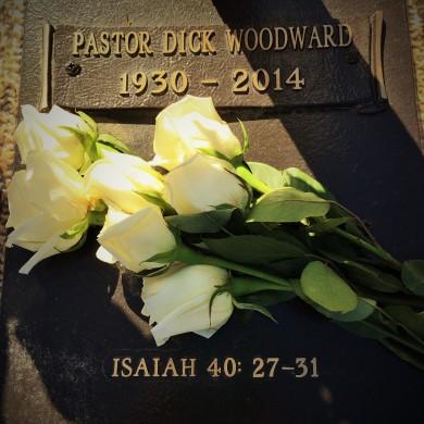 Papas grave