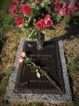 Papa grave march 8 2016