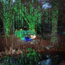 ric lewis ginter gardenfest 12 29 monet bridge